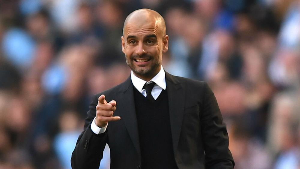 Pep Guardiola Manchester City 08042017