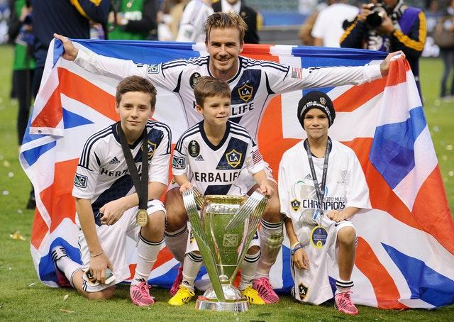 On This Day in 2013: Former England captain David Beckham hangs up his boots