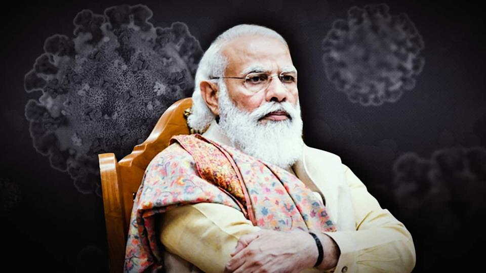 Modi chairs high-level review meeting on COVID-19 situation