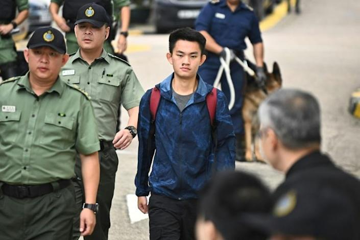 Chan Tong-kai admits he strangled 19-year-old Poon Hiu-wing, yet he remains a free man