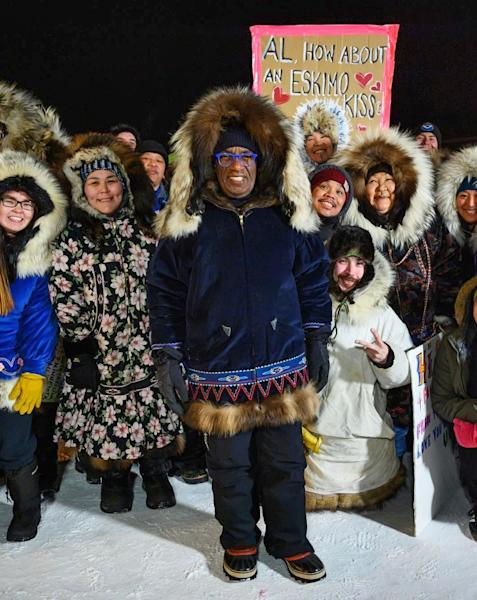 Al Roker On Alaska Climate Change Trip: 'This Is Real'
