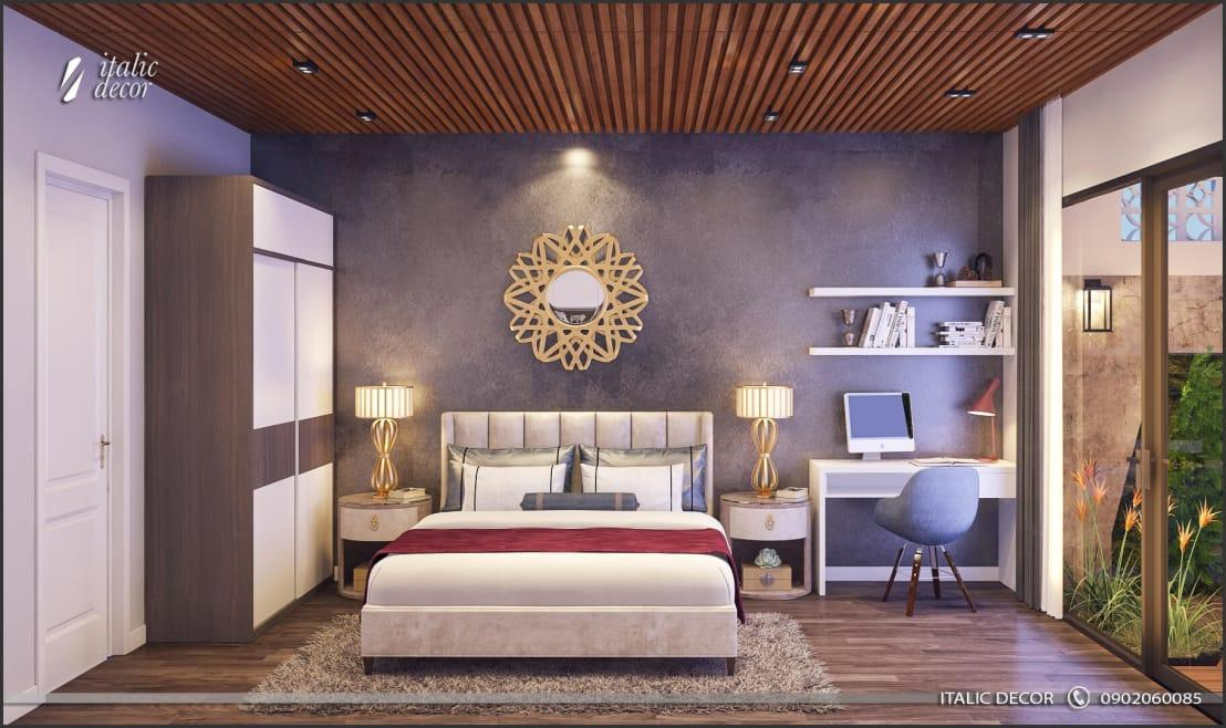 "<p>Just because a space is private doesn't mean it doesn't need to flaunt a ""wow"" look. On the contrary, how relaxed and invigorated would you feel every morning if you were fortunate enough to sleep in this elegant bedroom every night?</p>  Credits: homify / ITALIC DECOR"
