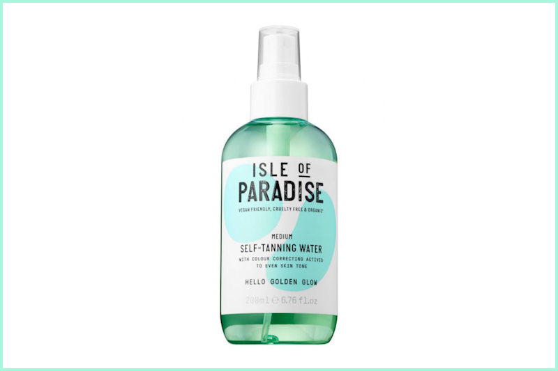 Isle of Paradise Self-Tanning Water. (Photo: Sephora)