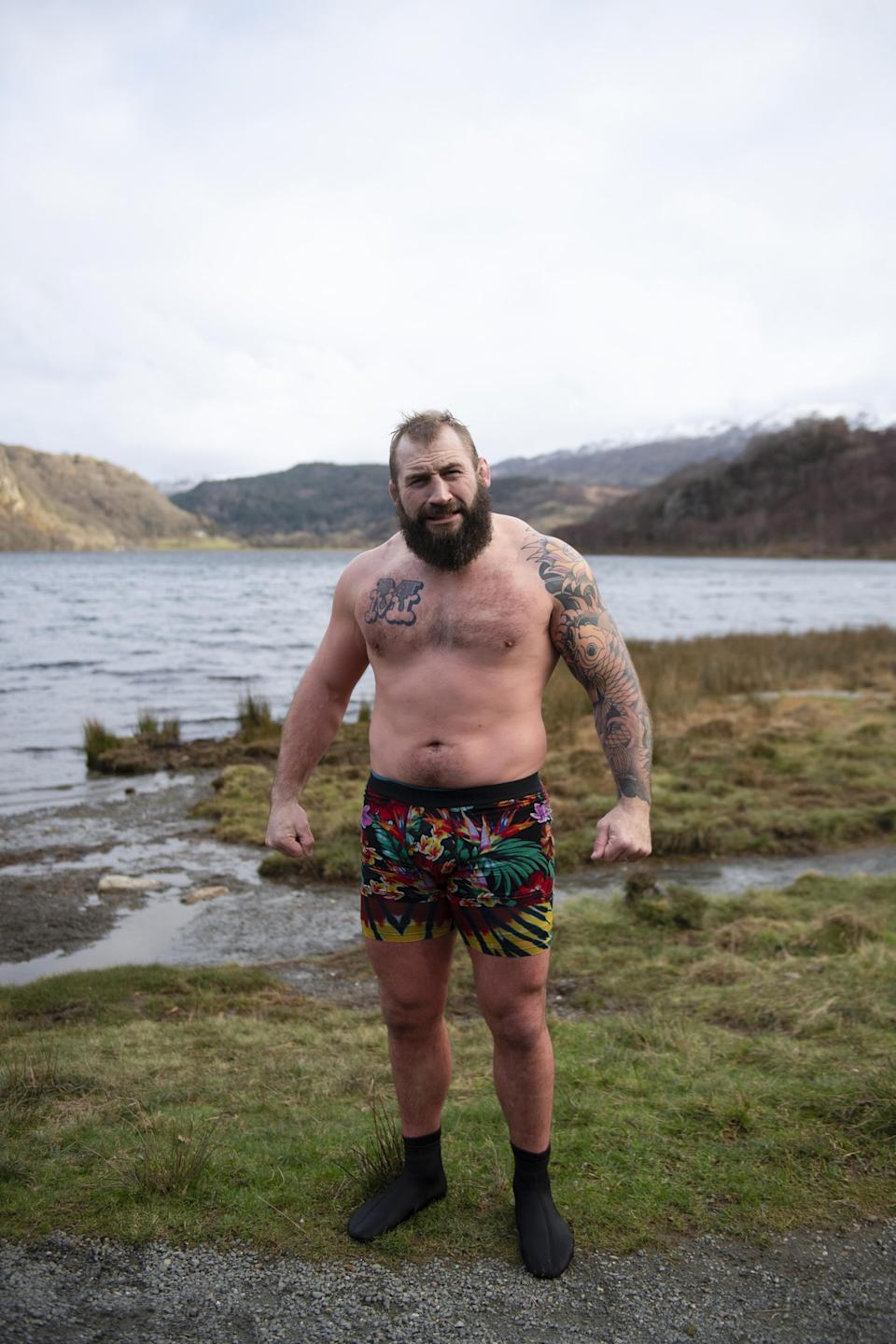 Joe Marler is releasing a documentary on how to copy with mental health issues