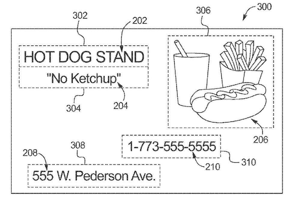 Ford Patent Image