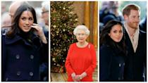 <p>Meghan Markle will break one major royal rule over the holidays</p>