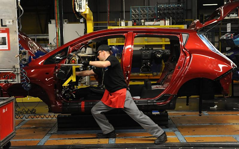 Manufacturers lead UK fightback