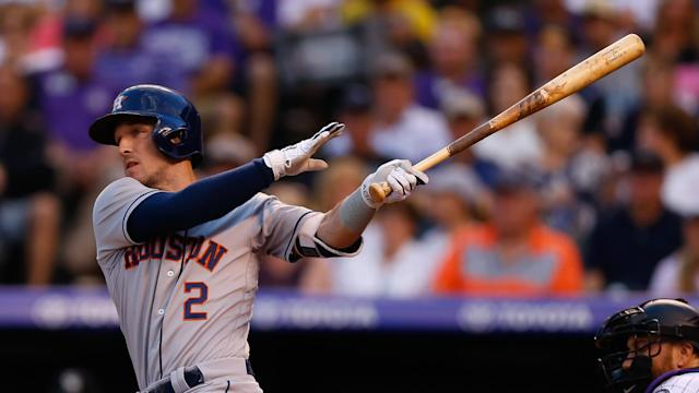 Alex Bregman helped the Houston Astros make it back-to-back 100-win MLB seasons.