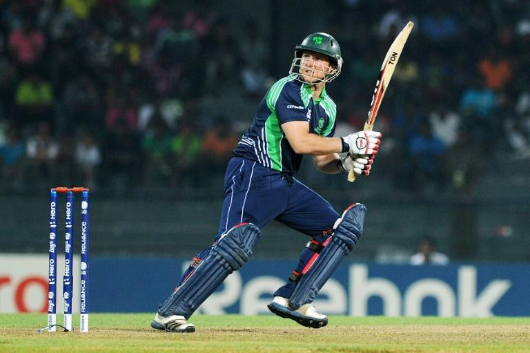"""Ireland captain Gary Wilson wants his side to """"ensure we finish right at the top again"""" in the upcoming 2020 T20 World Cup qualifying tournament (AFP Photo/Ishara S.KODIKARA)"""