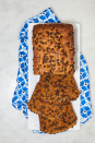 """<p>The secret to our perfectly moist pumpkin bread? </p><p>Sour cream.Get the recipe from <a href=""""https://www.delish.com/cooking/recipe-ideas/a28448514/pumpkin-chocolate-chip-bread-recipe/"""" rel=""""nofollow noopener"""" target=""""_blank"""" data-ylk=""""slk:Delish"""" class=""""link rapid-noclick-resp"""">Delish</a>.</p>"""
