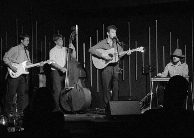 Shane Pendergast and the Spud Pickers/Facebook