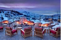 """<p>Beyond the famed Sundance Film Festival and skiing, there's plenty of yoga, gallery hopping, and outdoor adventure to share with your friends in this friendly resort town. But it's not only winter-centric activities this ski haven has to offer: In warmer months, enjoy the <a href=""""http://www.parksillysundaymarket.com/"""" rel=""""nofollow noopener"""" target=""""_blank"""" data-ylk=""""slk:Park Silly Sunday Market"""" class=""""link rapid-noclick-resp""""><u>Park Silly Sunday Market</u></a>, outdoor concerts, and breathtaking hikes and mountain biking on a nearly endless list of trails. For a real treat, try SUP yoga in a 10,000-year-old crater in hot mineral water with <a href=""""http://www.parkcityyogaadventures.com/paddleboard-yoga"""" rel=""""nofollow noopener"""" target=""""_blank"""" data-ylk=""""slk:Park City Yoga Adventures"""" class=""""link rapid-noclick-resp""""><u>Park City Yoga Adventures</u></a>. It'll make that <a href=""""http://www.stregisdeervalley.com/wine-vault"""" rel=""""nofollow noopener"""" target=""""_blank"""" data-ylk=""""slk:intimate wine vault dinner"""" class=""""link rapid-noclick-resp""""><u>intimate wine vault dinner</u></a> back at the hotel feel like the ultimate reward.</p><p><strong><em>For more information, visit </em></strong><a href=""""http://www.stregisdeervalley.com"""" rel=""""nofollow noopener"""" target=""""_blank"""" data-ylk=""""slk:stregisdeervalley.com"""" class=""""link rapid-noclick-resp""""><strong><em>stregisdeervalley.com</em></strong></a><strong><em>.</em></strong></p>"""