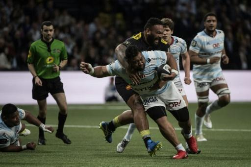 <p>Racing blow as Johnston banned for European semi-finals</p>