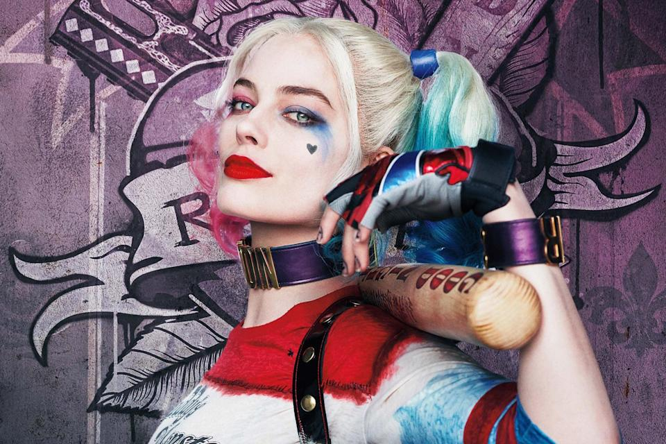Margot Robbie will be getting a brand new Harley Quinn costume for Birds of Prey