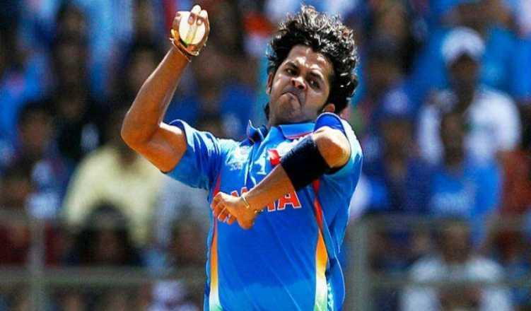 Sreesanth's Ban Reduced To Seven Years, To End In September 2020