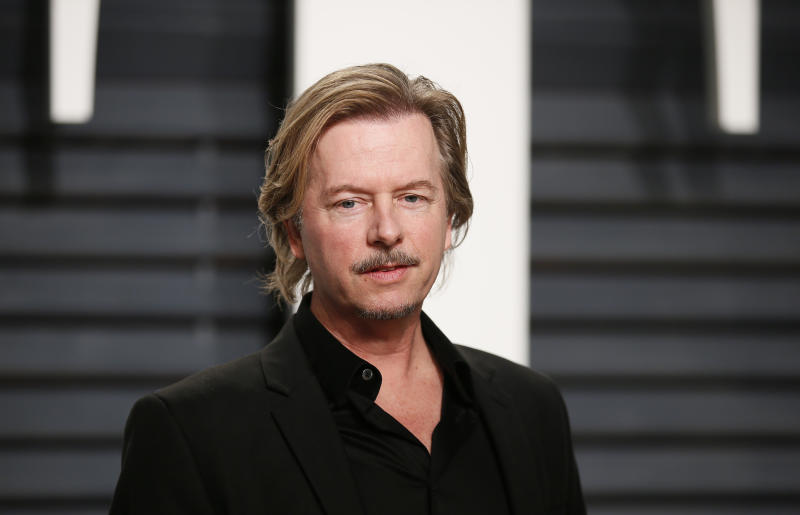 89th Academy Awards - Oscars Vanity Fair Party - Beverly Hills, California, U.S. - 26/02/17 – Actor David Spade. REUTERS/Danny Moloshok