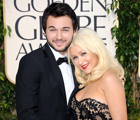 "Christina Aguilera, Fiance Matt Rutler ""Very Excited"" About Pregnancy; New Details on Romantic Proposal"