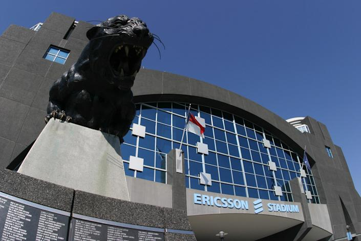 Bidding for the Carolina Panthers has reportedly hit $2.5 billion. (Getty Images)