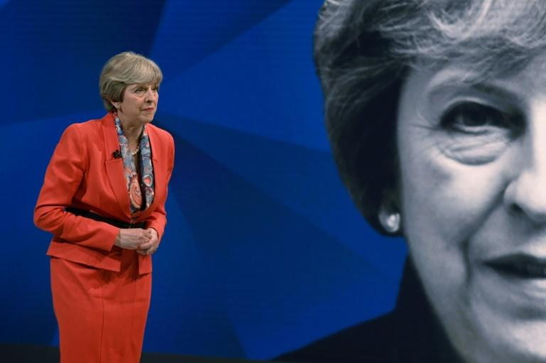May, Corbyn clash over Brexit in TV grilling