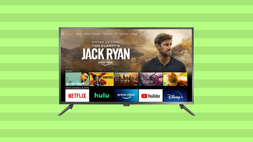 Just $110 gets you a top-rated HDTV! (Photo: Amazon)