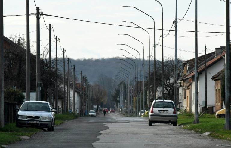 In the small Croatian town of Petrinja one out of eight people have left in the past decade