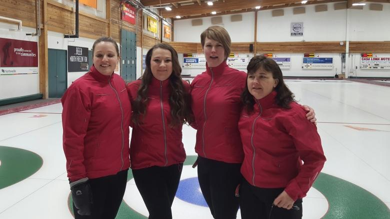 Yukon curlers vie for spots in Brier and Scotties