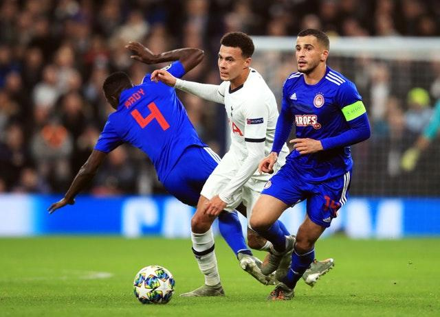 Dele Alli sparked Spurs' recovery