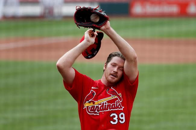 Cardinals RHP Mikolas out for season with forearm surgery