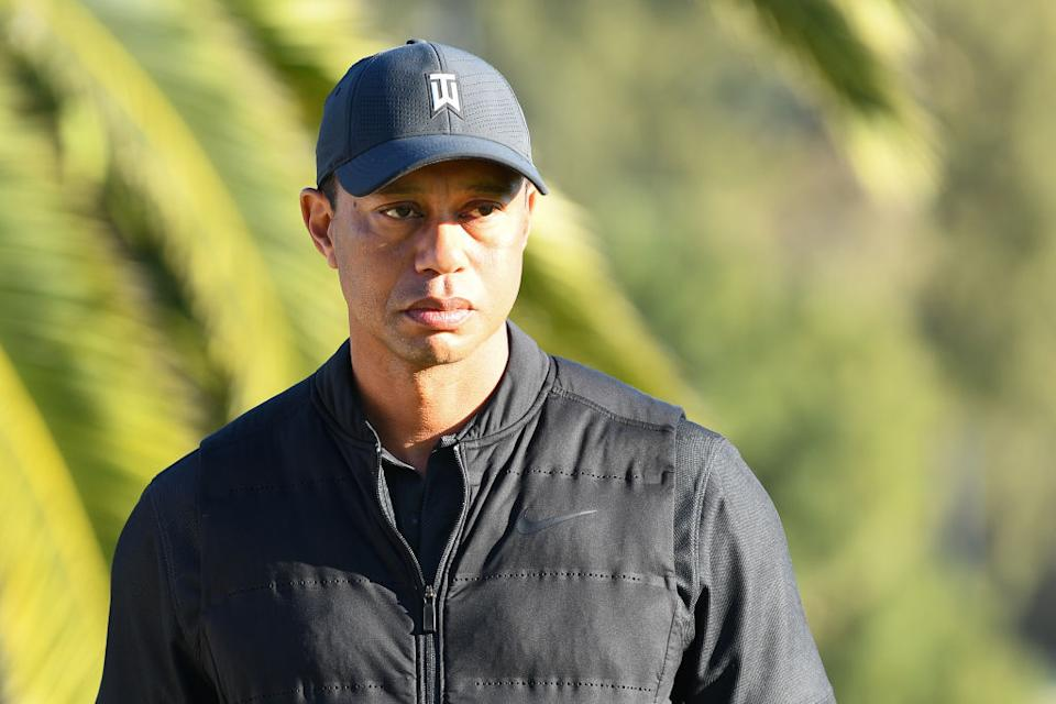 Tiger Woods (Photo by Brian Rothmuller/Icon Sportswire via Getty Images)