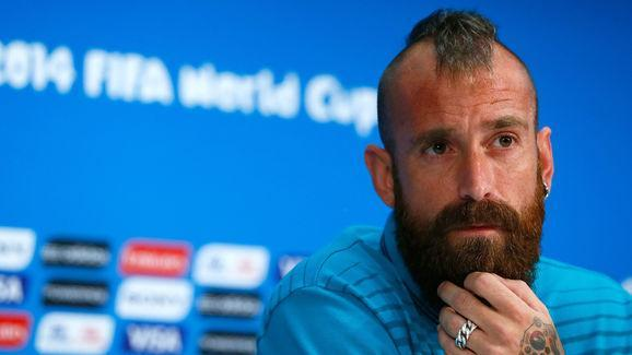 Portugal Training & Press Conference - 2014 FIFA World Cup