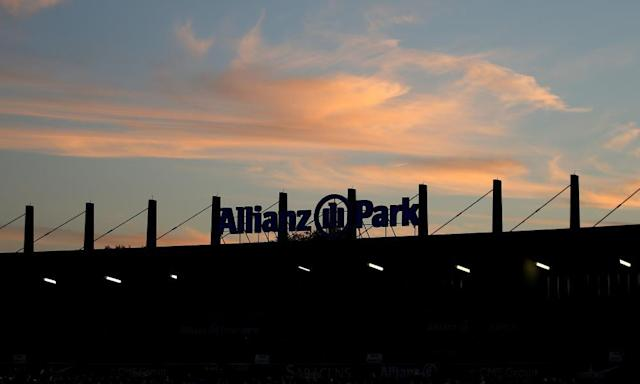 """<span class=""""element-image__caption"""">One rival director of rugby has called for Saracens to remove the words 'honesty' and 'integrity' from their Allianz Park home.</span> <span class=""""element-image__credit"""">Photograph: Steven Paston/PA Archive/PA Images</span>"""