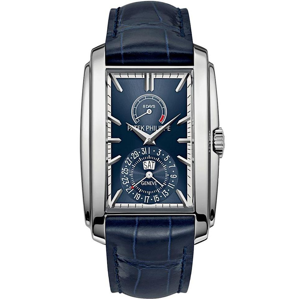 "<p><a class=""link rapid-noclick-resp"" href=""https://www.tourneau.com/watches/patek-philippe/gondolo-5200g-001-PAT0148959.html"" rel=""nofollow noopener"" target=""_blank"" data-ylk=""slk:BUY IT HERE"">BUY IT HERE</a></p><p>Another heavyweight in the luxury watch industry is Patek. As one of the only fully family-owned and operated watch businesses in existence today, Patek has the full freedom to design, manufacture, and assemble what many experts deem as the finest watches in the world. The strong shape of this Gondolo not only looks timelessly modern, but is built to last using some of the most unique techniques passed down from generations. If you are a watch guy, you know, want, and desire a Patek. It's as simple as that. </p>"