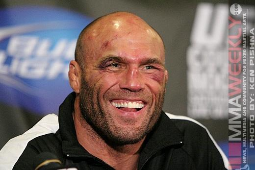 "UFC Hall of Famer Randy Couture Revealed for ""Dancing With the Stars"" Cast"