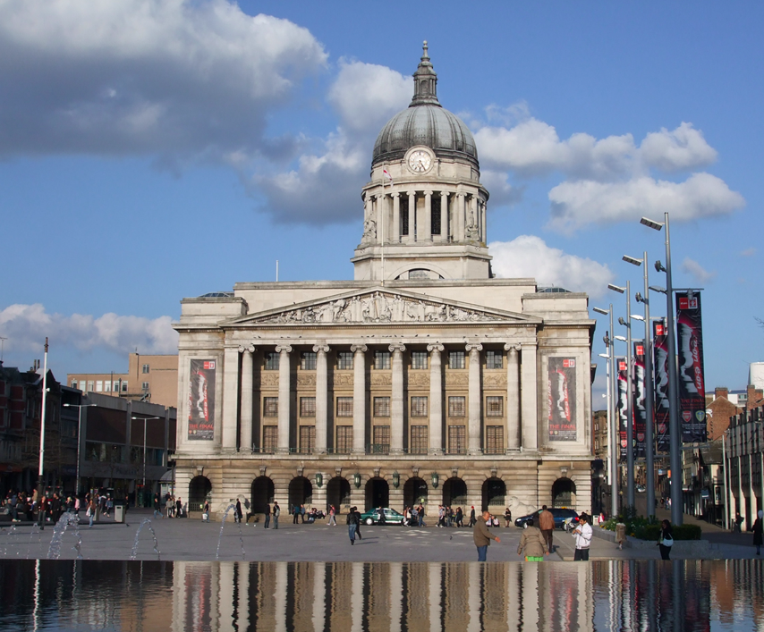 Thomas Duncan Miller's inquest was held at Nottingham's Council House. (Smashman/Creative Commons/Wikipedia)