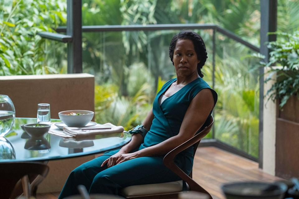 Angela Abar (Regina King) is a retired cop with a big secret. Set in a futuristic alternative United States, this sci-fi limited series imagines what it would look like if reparations existed…and cephalopods fell from the sky. <em>Watchmen</em> is a leaping benchmark from the days of Nyota Uhura, nearly 80 years ago.