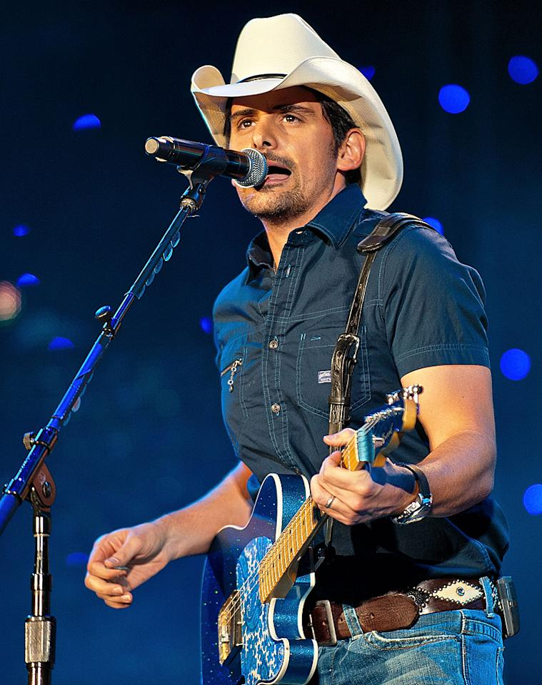 "<p class=""MsoNormal""></p><p class=""MsoNormal"">  <p class=""MsoNormal"">How could women <em>not</em> love Brad Paisley? The ""Remind Me"" singer is a family man (he's been married to actress Kimberly Williams-Paisley for nine years and has two young sons), is funny when he hosts the Country Music Awards with Carrie Underwood, and – bonus! – is cute to boot.</p>"