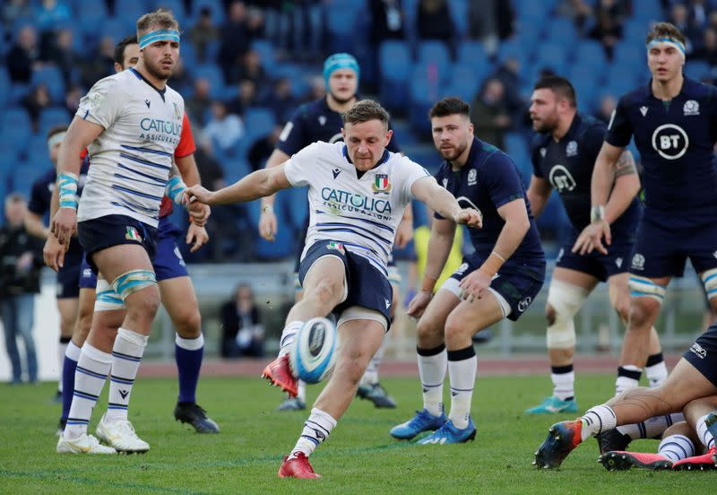 Six Nations Championship - Italy v Scotland