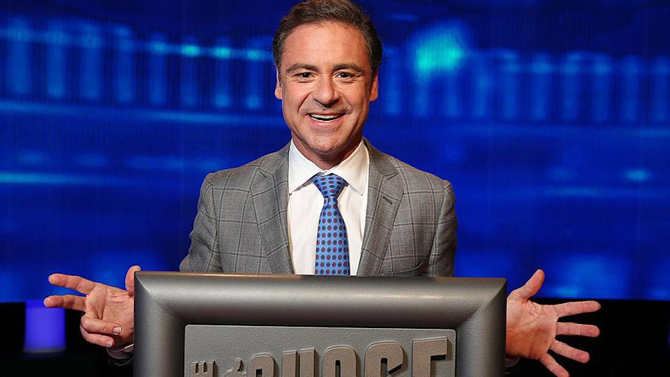 Larry Emdur has been confirmed as Andrew O'Keefe's replacement as host of The Chase. Photo: Seven