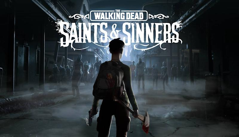 The Walking Dead: Saints and Sinners announced for PC