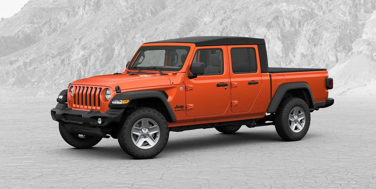 The 2020 Jeep Gladiator Jt Pickup Is Runaway Hit Here S How We D