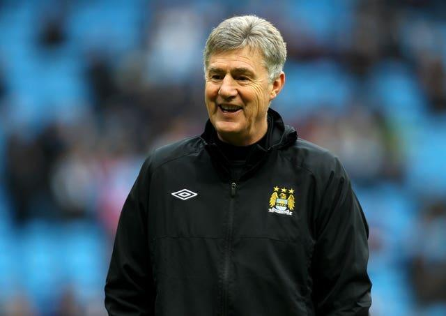 Brian Kidd bot only played for both clubs but also worked as assistant manager for City and United.