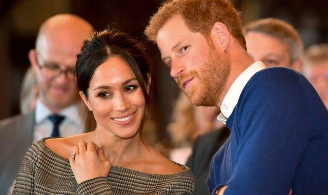 Prince Harry says 'living in Meghan's shoes' taught him unconscious racial bias exists