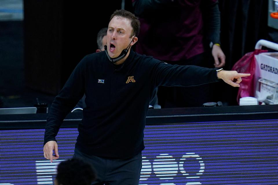 Minnesota has parted ways with Richard Pitino.