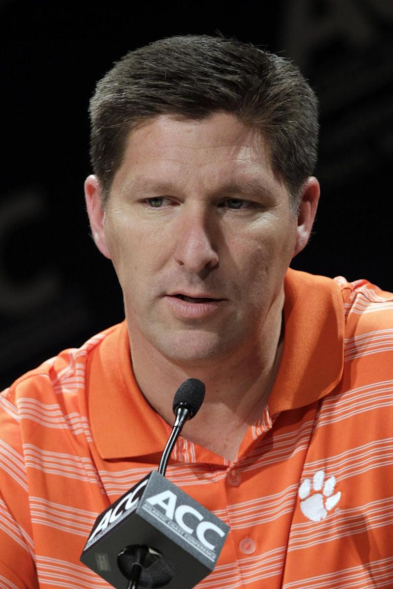 Clemson, Brownell agree on 6-year deal
