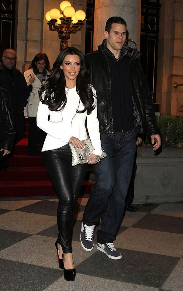 "Kim Kardashian and Kris Humphries had a whirlwind romance. After dating for six months, the duo got engaged and in August they tied the knot in an over-the-top televised wedding. But the honeymoon abruptly came to an end just 72 days later when Kim filed for divorce citing ""irreconcilable differences."" Think their wedding was a hoax?"