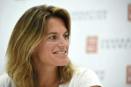 Mauresmo to lead France's Davis Cup team