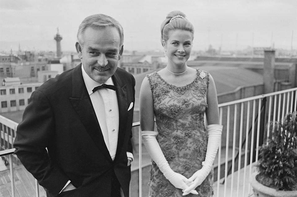 <p>File image: Rainier III, Prince of Monaco and Princess Grace of Monaco</p> (Getty Images)