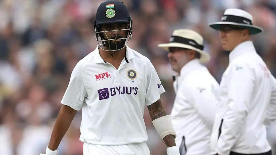 England vs India: Rahul fined for showing dissent toward umpires