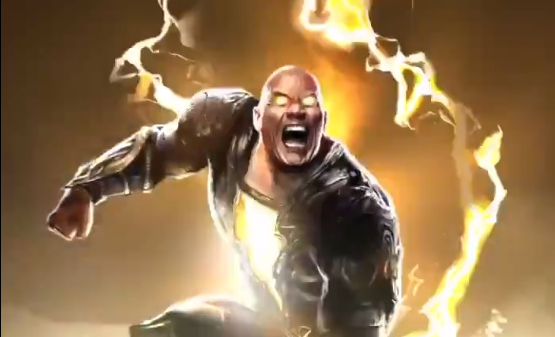 Dwayne Johnson Unveils 'Black Adam' Costume In DC Fandome Social Media Teaser