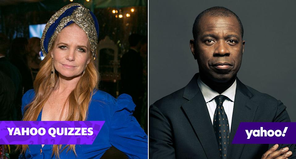 Patsy Palmer and Clive Myrie were in the news this week (Getty/BBC)